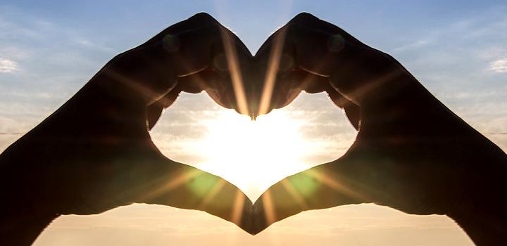 von Herz zu Herz von Seele zu Seele